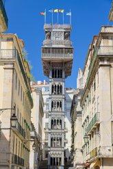 elvador dos santa justa, Lissabon