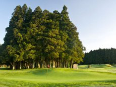 Furnas Golf Course, Azoren, Portugal