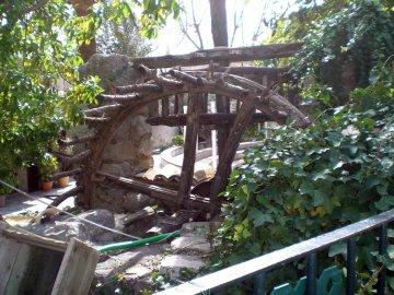 Holzmühle in Valdemossa, Mallorca