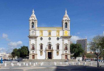 Karmeliterkloster Faro, Portugal
