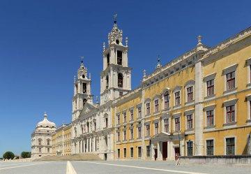 Kloster Mafra, Portugal