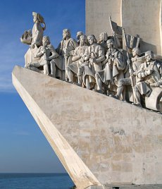 Denkmal, Lissabon