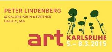 Peter Lindenberg, art Karlsruhe