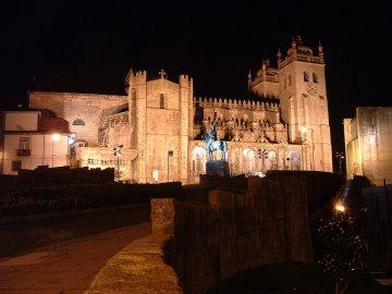 Kathedrale, Porto, Portugal