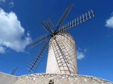 Windmühle, Mallorca