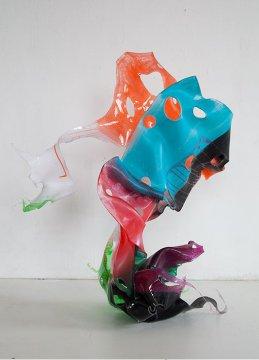 Paul Schwer, Skulptur