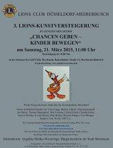 Meral Alma 3. Lions Kunstversteigerung