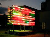 Paul Schwer, Billboard, Installation