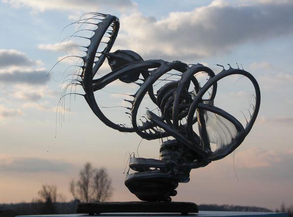 Mathias Lanfer, Skulptur