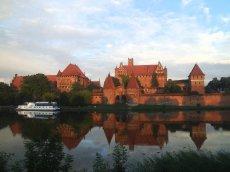 Burg, Polen