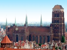 Basilika, Danzig, Polen