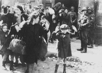 Aufstand Warschauer Ghetto