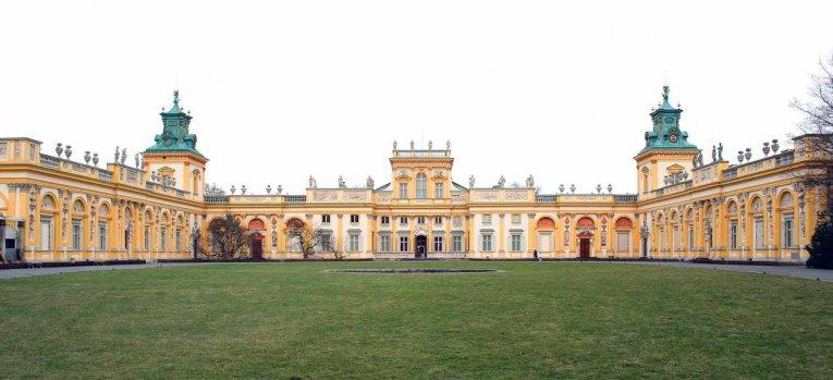 Wilanow Palast, Polen