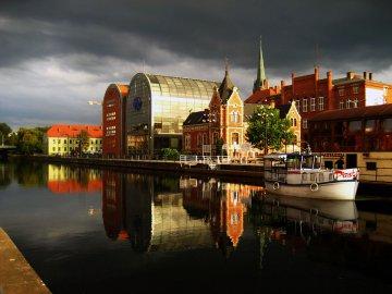 Bydgoszcz, Bromberg, Polen