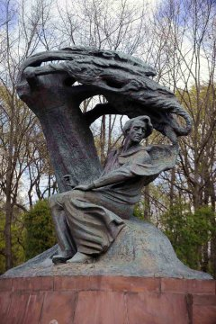 Chopin, Polen