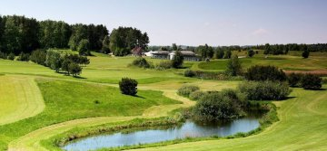 Golfclub Mazury, Polen