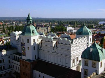 Schloss, Stettin, Polen