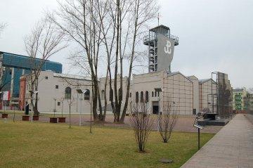 Museum zum Aufstand in Warschau, Polen