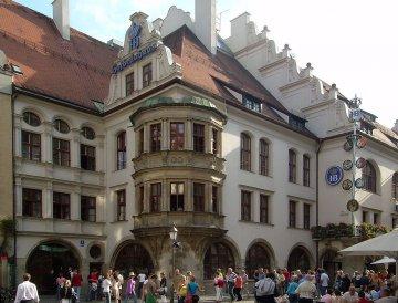 Hofbraeuhaus, München