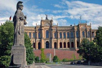 Maximilianeum, München, Deutschland