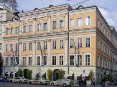 Palais Monteglas, Hotel Bayerischer Hof, München