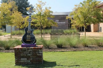 B. B. King Museum, Indianola, Mississippi, USA