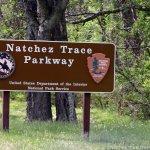 Natchez Trace, Mississippi, USA