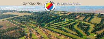 Golf Club Föhr, Schleswig-Holstein, Deutschland
