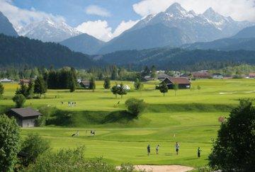 Golfclub Karwendel in Wallgau