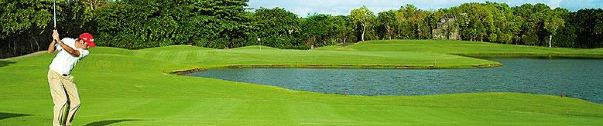 Lemuria Golf, Praslin, Seychellen