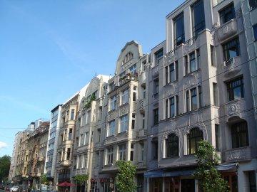 Aachener Straße, Belgisches Viertel, Köln