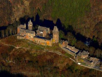 Burg Altena, Nordrhein-Westfalen, Deutschland