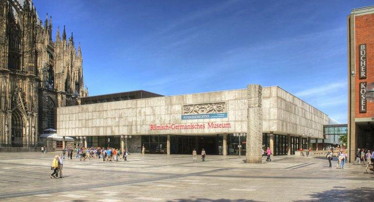 Römisch-Germanisches Museum, Köln