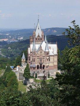 Schloss Drachenburg, Nordrhein-Westfalen, Deutschland