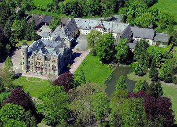 Schloss Herdringen, Nordrhein-Westfalen, Deutschland