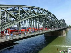 Köln, Nordrhein-Westfalen, Deutschland