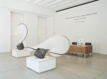 Mathias Lanfer, 'SPAM_3' and 'SPAM_2', 2015