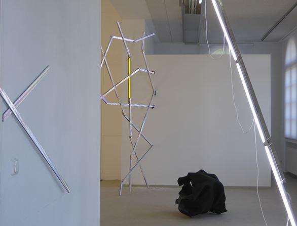 Paul Schwer, Licht auf Waldboden