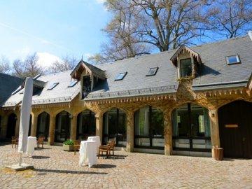 Schloss Eckberg, Sachsen, Deutschland