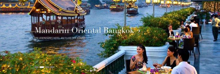 Mandarin Oriental Luxushotels