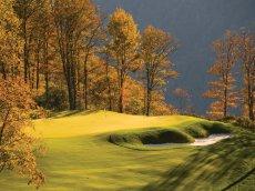 Golfclub-Finder - Abendstimmung