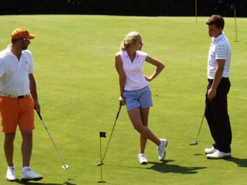 Golfclub-Finder - Jugendlich auf Grün