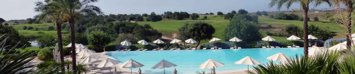 Golfresort Donnafugata, Sizilien
