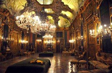 Sizilien - Palermo - Palazzo Valguanera