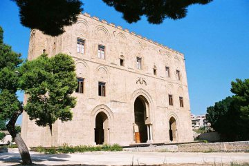 Sizilien - Palermo - La Zisa
