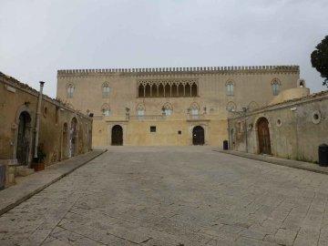 Sizilien - Schloss Donnafugata