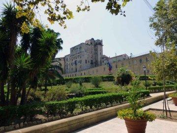 Normannenpalast, Palermo, Sizilien
