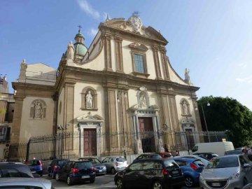 Sizilien - Palermo - Chiesa dello Spirito Santo