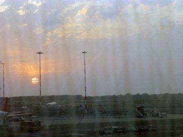 Flughafen Rom - Fiumicino
