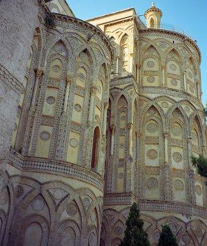 Dom von Monreale, Sizilien
